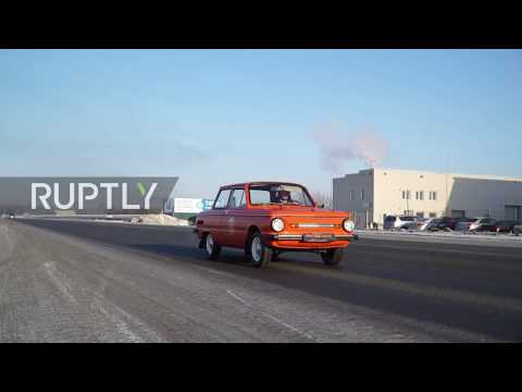 Frozen in time: Pristine Soviet legend goes up for sale in Barnaul