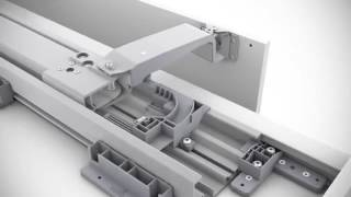 Hettich Inline Xl Sliding Door System  Preparation, Installation And Adjustment
