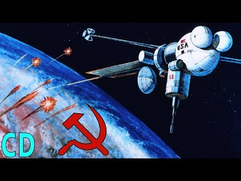 Did Reagan's Real Star Wars Bankrupt the Soviet Union ?
