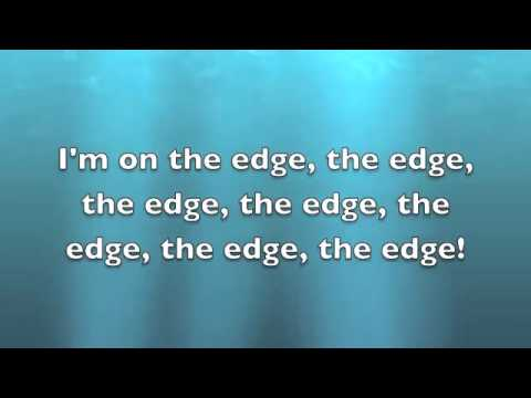 Lady Gaga - The Edge of Glory Lyrics - Lyrics on screen