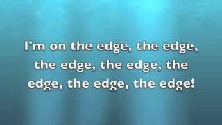 Lady Gaga - The Edge of Glory Lyrics - Lyrics on screen thumbnail