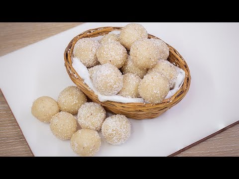 নারকেলের নাড়ু রেসিপি | Narkel Naru / Laddu Recipe | Coconut Ladoo