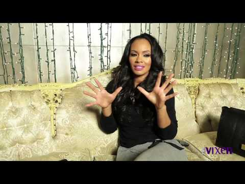 VIBE VIXEN: Cover Shoot With Evelyn Lozada (Behind The Scenes)