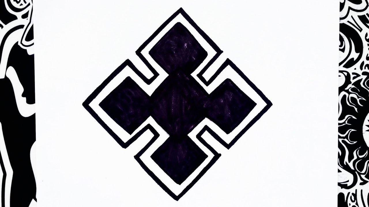Como Dibujar El Logo De Gears Of War How To Draw A Locust Youtube