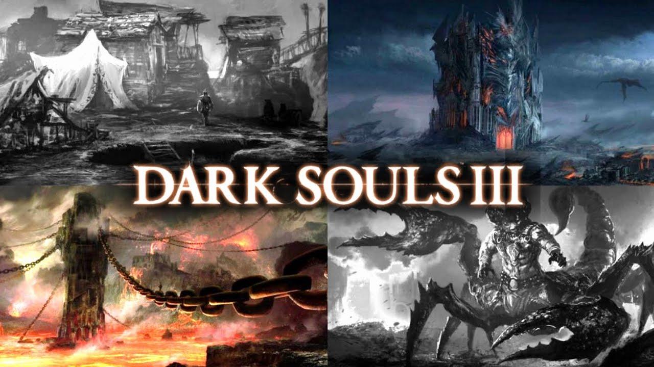 Dark souls 3 an lisis y opini n las primeras imagenes for Dark souls juego de mesa