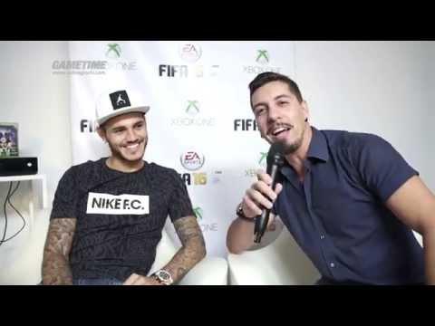 Il Raffo intervista Mauro Icardi su FIFA16