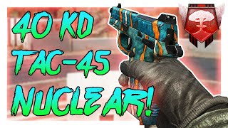 TAC-45 NUCLEAR! - Black Ops 2 PC Nuclear - (Call of Duty: Black Ops 2)