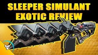 Exotic Review | Sleeper Simulant
