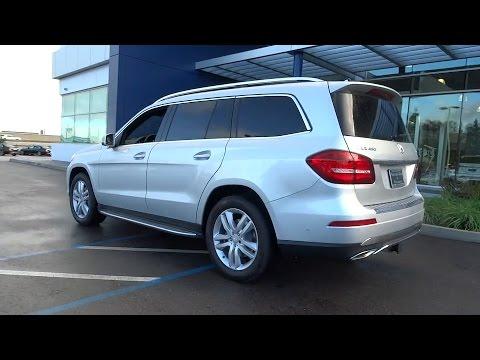 2017 Mercedes-Benz GLS Pleasanton, Walnut Creek, Fremont, San Jose, Livermore, CA 17-0632