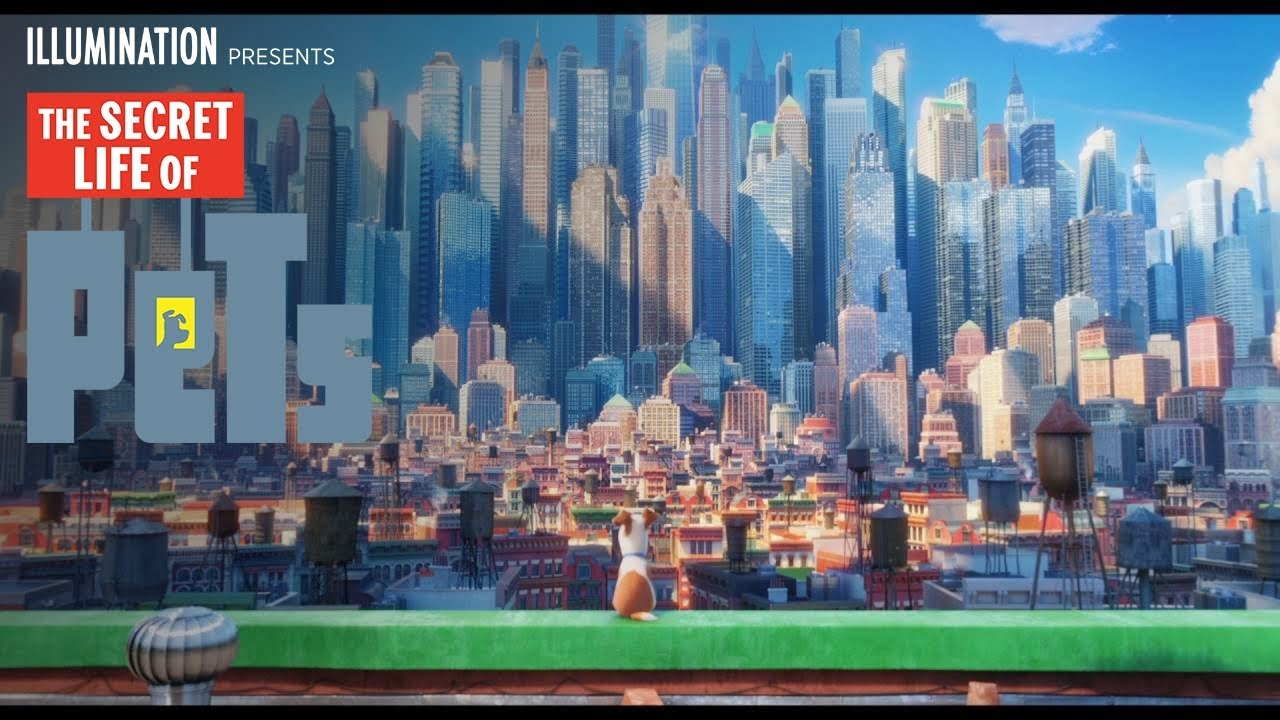 the secret life of pets   trailer   own it 12 6 on blu ray