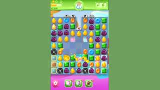 Candy Crush Jelly Level 151  -  no boosters