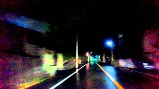 E36-323i 京都大原越えで恐怖体験