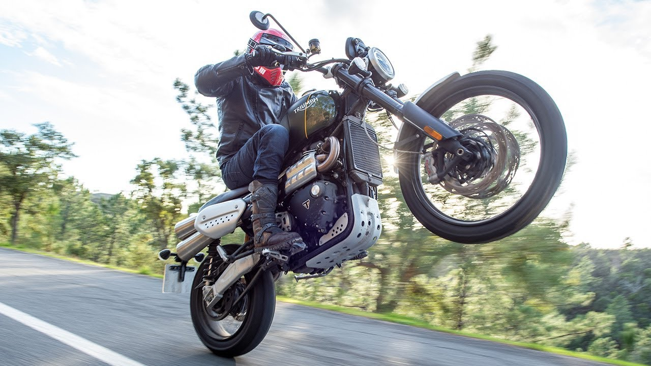 2019 Triumph Scrambler 1200 Xc And Xe First Ride Review Youtube