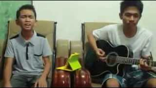 Brothers Aldrich and James rendition of Jesus Culture - Rooftops