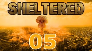 Sheltered Let's Play #05 – Lecker Hasenbraten  [GAMEPLAY GERMAN DEUTSCH]