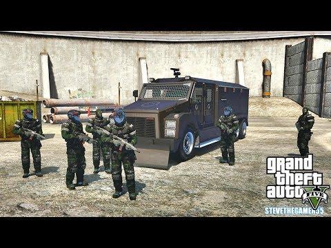 GTA 5 MODS LSPDFR 1055 - SWAT PATROL!!! (GTA 5 REAL LIFE PC MOD)