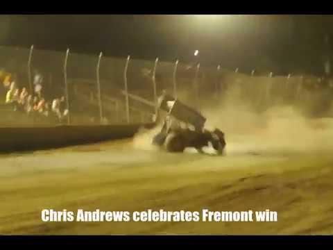 Chris Andrews - Fremont Speedway