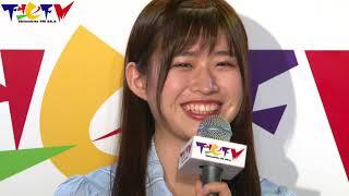 2018年7月19日放送 アシスタントMC:#佐藤朱(#AKB48 #Team8) #下北...