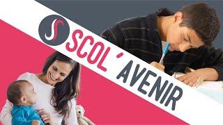 👨🏻🎓 SCOL'AVENIR : Soutien scolaire et garde d'enfants 🤱🏻