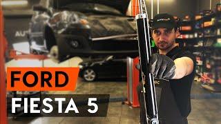 Instalação Discos de travagem traseira e dianteiro FORD FIESTA: vídeo manual
