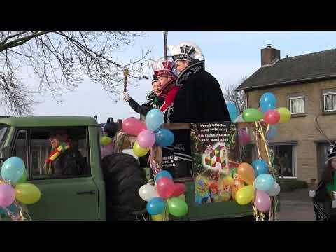 Carnavals Optocht BS de Diamant Baarlo 2018