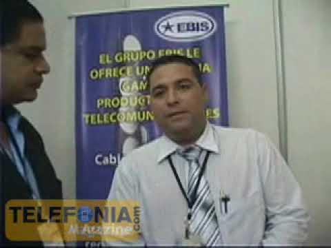 Grupo Ebis En La Expo Telecom 2009 Costa Rica - TelefoniaMagazine.com