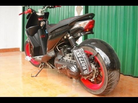 Cah Gagah Video Modifikasi Motor Honda Beat Hot Road Chooper