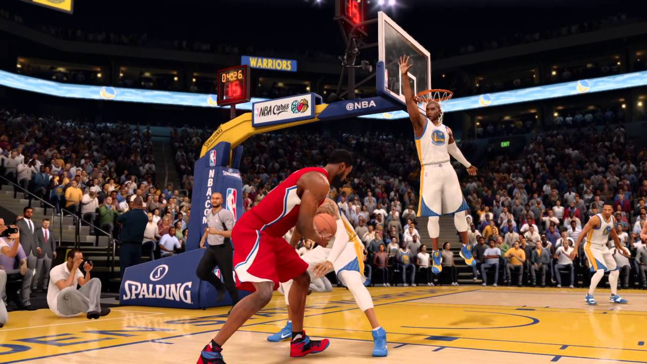 Nba Live 16 Most Realistic Basketball Game Youtube
