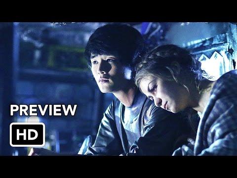 "The 100 4x11 Inside ""The Other Side"" (HD) Season 4 Episode 11 Inside"