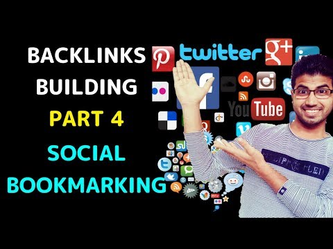 Backlinks Part 4- How to do Social Bookmarking for SEO? Boost DA/PA & traffic - Okey Ravi