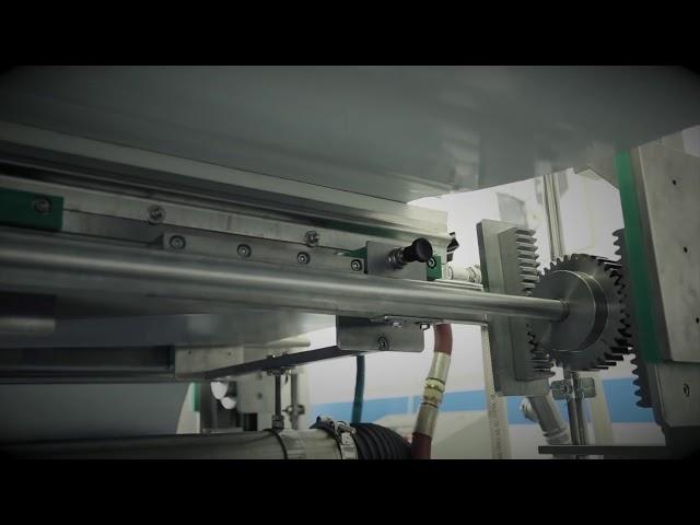 Agro   Système modulaire de nettoyage de convoyeurs en production