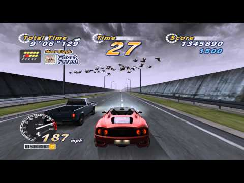 Outrun 2006 coast 2 coast outrun2 15 stage continuous pc gameplay 1440p