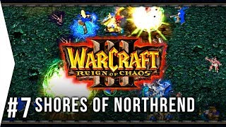 Frozen North! - Warcraft 3 ► Chapter 7: The Shores of Northrend - Human Campaign Gameplay!