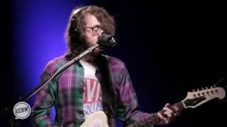 """Cloud Nothings performing """"Internal World"""" Live on KCRW"""