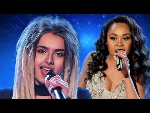 Zhavia: All BATTLES on The Four! Who WON Each Battle?