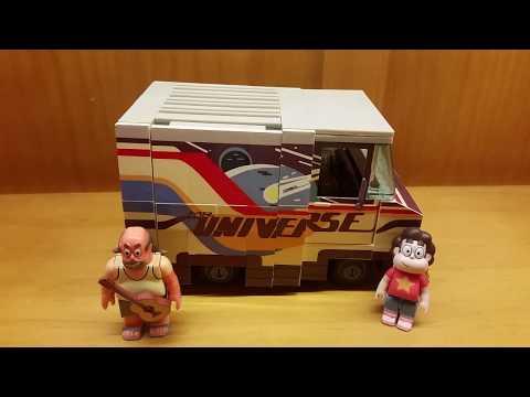 Mr Universe Van  from (McFarlane toys)
