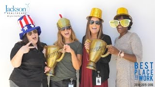 Jackson Healthcare: Best Places To Work Award