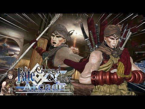 【Fate/Grand Order Arcade】アニメでの活躍も間近!?一応強くなってます弁慶【Benkei 】【FGOAC】【FGOアーケード】