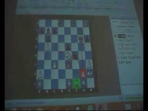 Satranç SAPTIRMA TAKTİĞİ öğrenmek-3