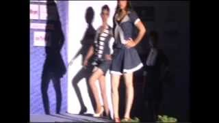 Ramp Walk by students of The Technological Institute Of Textiles & Sciences