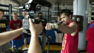 FIGHT CAMP 360: Episode 1: Pacquiao vs. Mosley