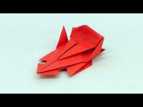 How To Make A Racing Paper Super Car Tutorials | DIY Toy Paper Car | Paper Space Racing Car