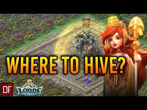 Where Do You Hive And Why? - Lords Mobile