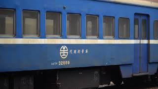 2019.03.05 行包列車35TP32859待用行李車