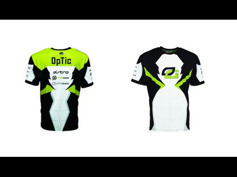 5ce9b6313 OpTic Gaming Pro Jersey - Unboxing - YouTube