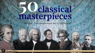 Download 50 Famous Classical Music Masterpieces Mp3 and Videos