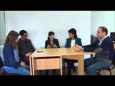 Discussion about ethnic minority's problems in Georgia