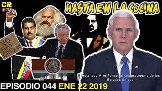 MENSAJE DE VP PENCE POR UNA VENEZUELA LIBRE  - EL HUACHICOL Y LA POLÍTICA FALLIDA DE AMLO -HELC EP44