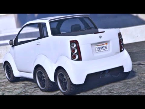 GTA 5 CRAZY CAR CUSTOMIZATIONS! Awesome Concept Cars In GTA 5 (Episode 3)