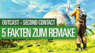 Outcast Second Contact - 5 Fakten zum Remake